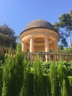 Labyrinth Park de Horta, Barcelona